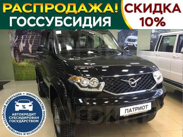 УАЗ Патриот, 2019 год, 1 050 000 руб.