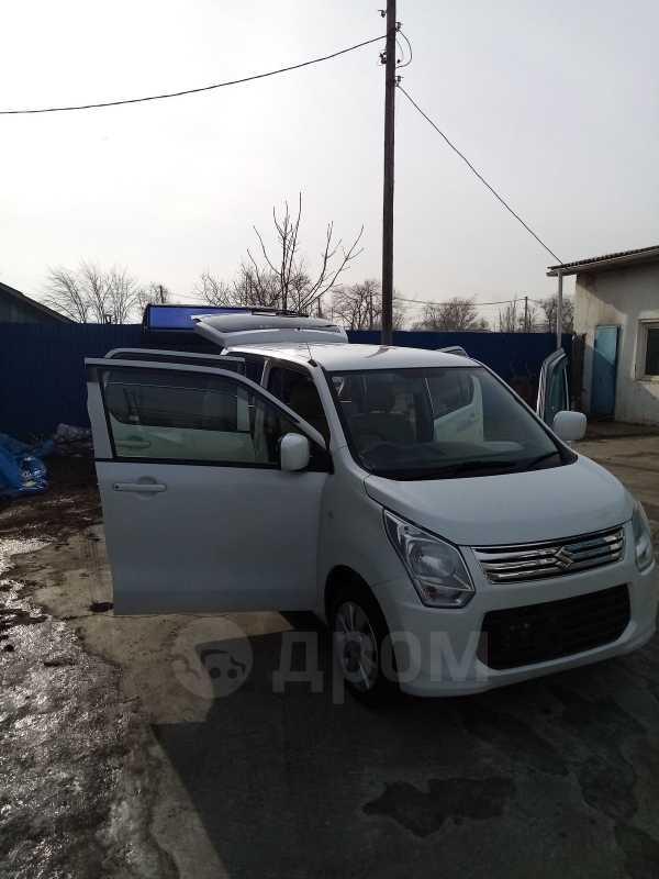 Suzuki Wagon R, 2014 год, 290 000 руб.