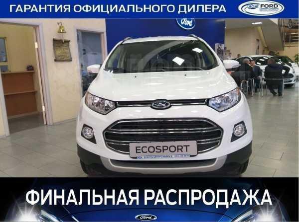 Ford EcoSport, 2018 год, 1 100 000 руб.