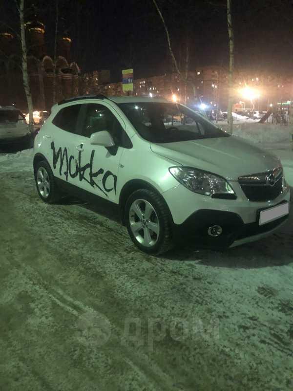 Opel Mokka, 2013 год, 790 000 руб.