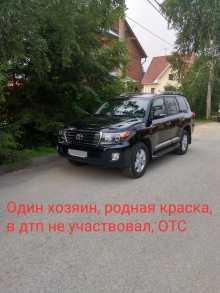 Новосибирск Land Cruiser 2014