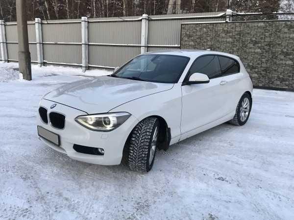 BMW 1-Series, 2013 год, 669 999 руб.