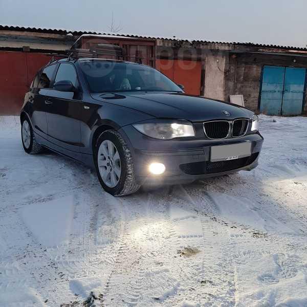 BMW 1-Series, 2005 год, 420 000 руб.