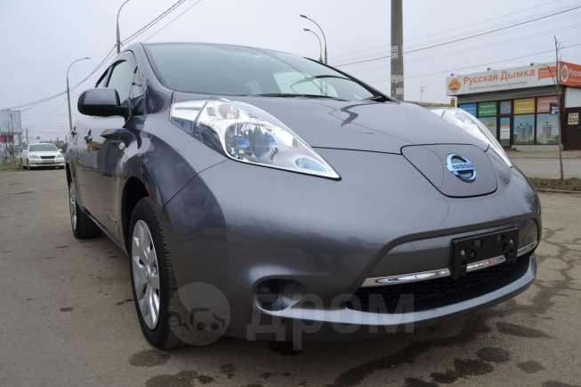 Nissan Leaf, 2014 год, 665 000 руб.