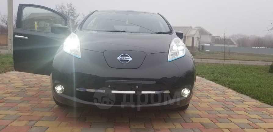 Nissan Leaf, 2015 год, 580 000 руб.