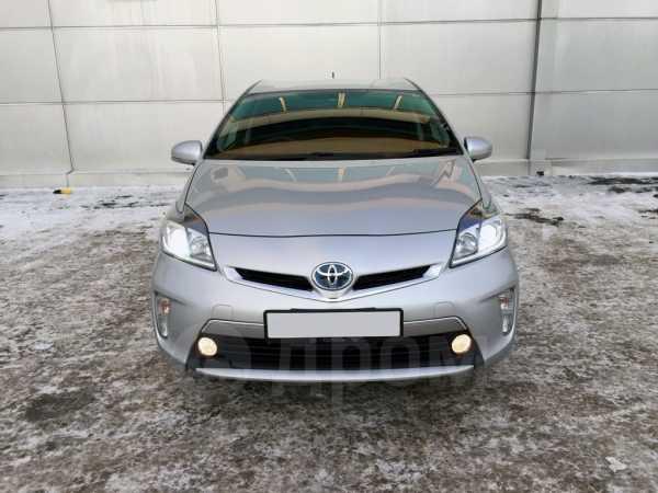 Toyota Prius PHV, 2012 год, 940 000 руб.