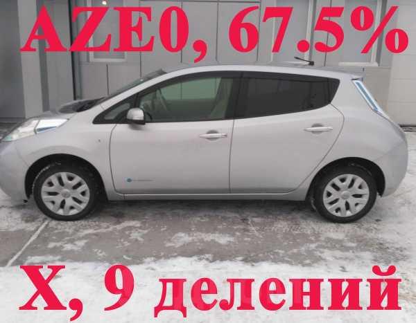 Nissan Leaf, 2012 год, 483 000 руб.