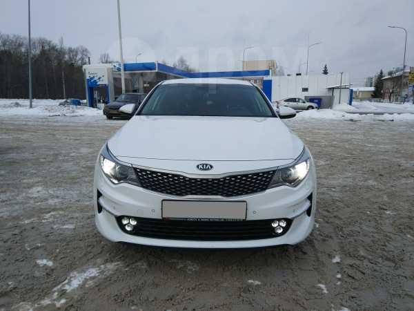 Kia Optima, 2018 год, 1 300 000 руб.