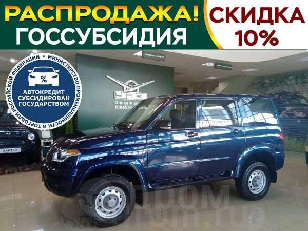 УАЗ Патриот, 2019 год, 766 000 руб.