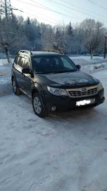 Томск Forester 2012