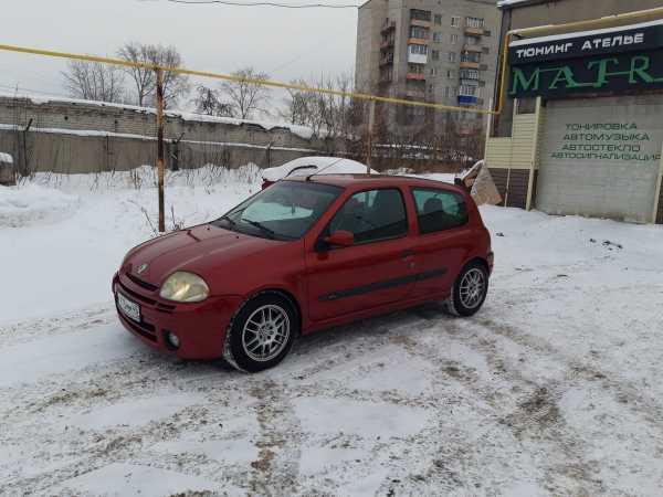 Renault Clio, 2001 год, 225 000 руб.