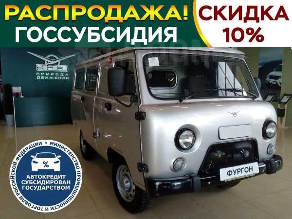 УАЗ Буханка, 2019 год, 681 000 руб.