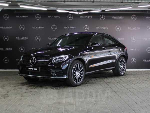 Mercedes-Benz GLC Coupe, 2018 год, 4 998 027 руб.
