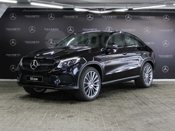 Mercedes-Benz GLE Coupe, 2019 год, 5 881 105 руб.
