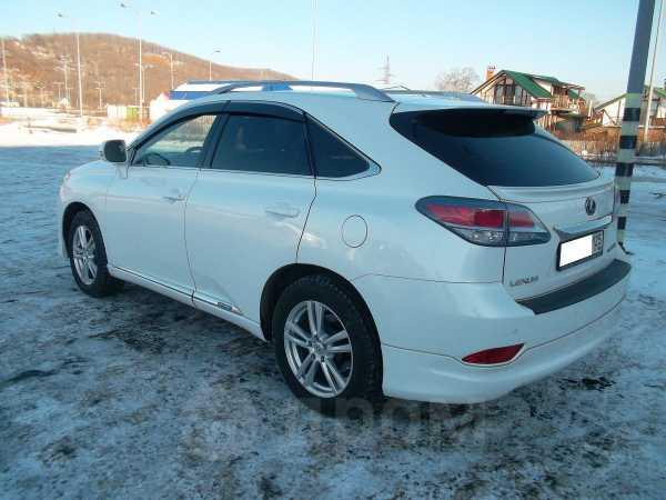 Lexus RX450h, 2012 год, 2 250 000 руб.