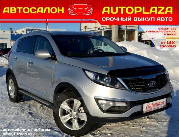 Kia Sportage, 2011 год, 749 000 руб.