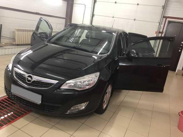 Opel Astra, 2012 год, 499 999 руб.
