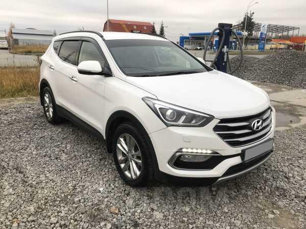 Hyundai Santa Fe, 2016 год, 1 400 000 руб.