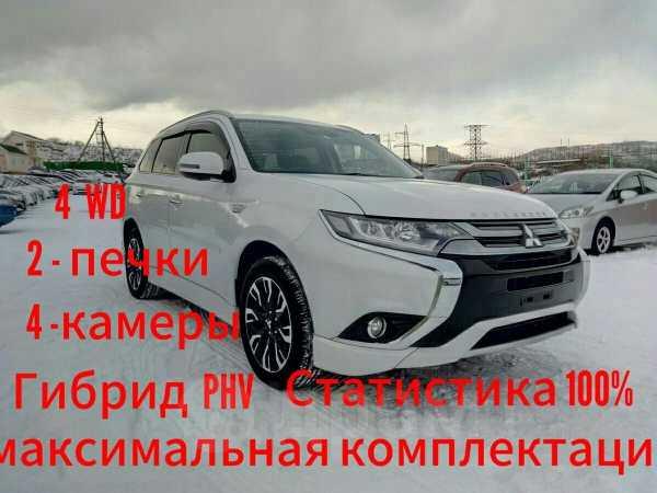 Mitsubishi Outlander, 2015 год, 1 665 000 руб.