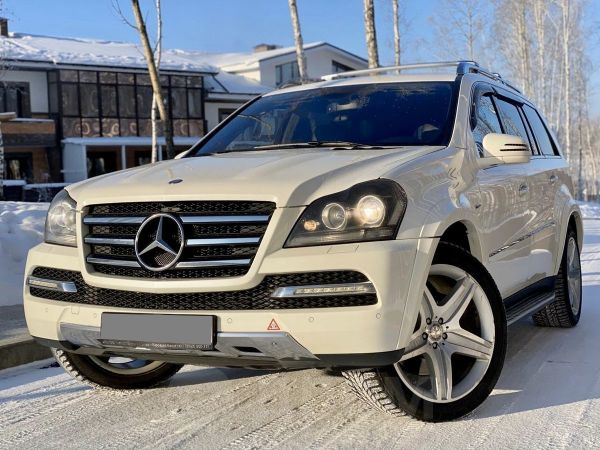 Mercedes-Benz GL-Class, 2012 год, 1 558 000 руб.