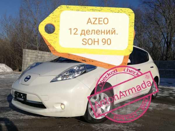 Nissan Leaf, 2014 год, 649 000 руб.