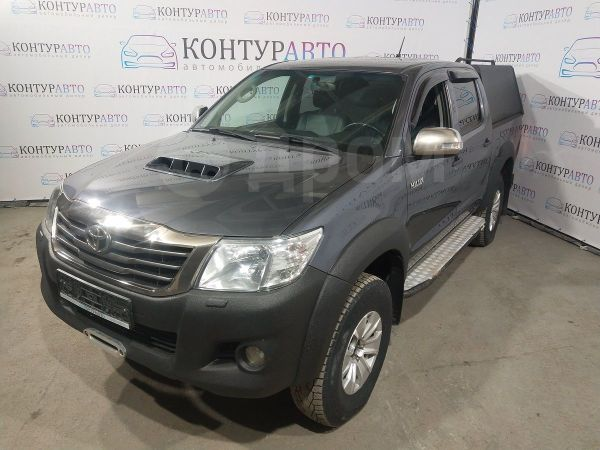 Toyota Hilux Pick Up, 2014 год, 1 130 000 руб.