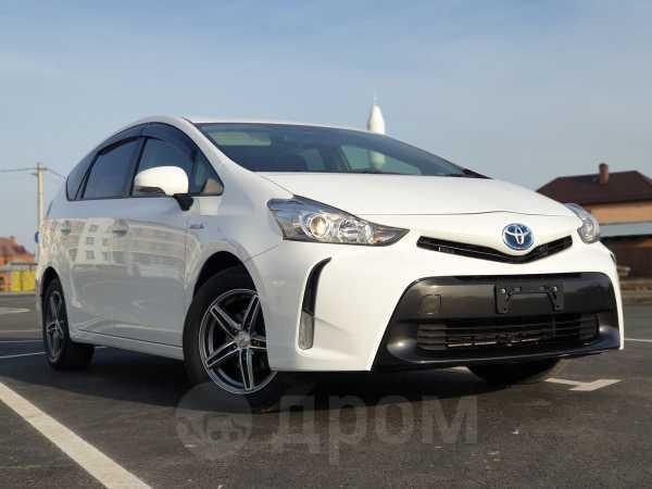 Toyota Prius a, 2016 год, 1 098 000 руб.
