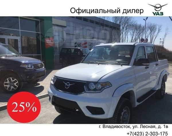 УАЗ Пикап, 2019 год, 981 500 руб.