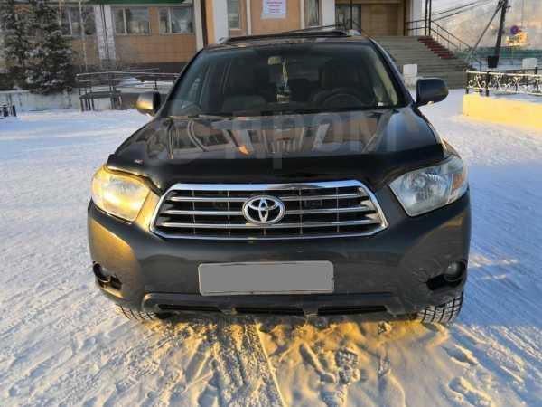 Toyota Highlander, 2007 год, 1 200 000 руб.