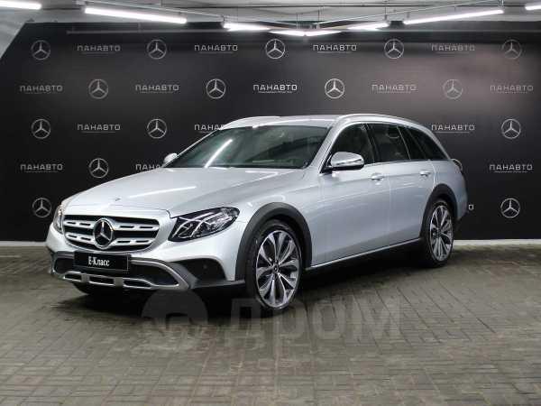 Mercedes-Benz E-Class, 2019 год, 3 997 450 руб.
