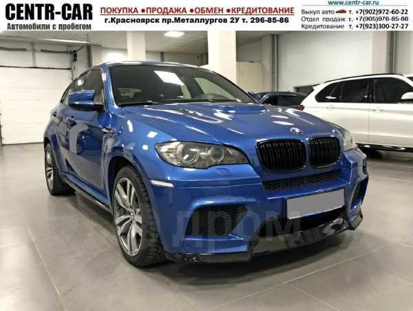 BMW X6, 2009 год, 1 330 000 руб.