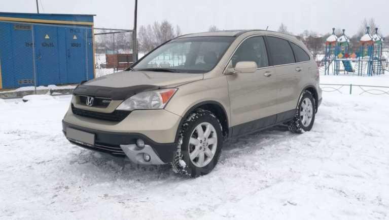 Honda CR-V, 2009 год, 790 000 руб.