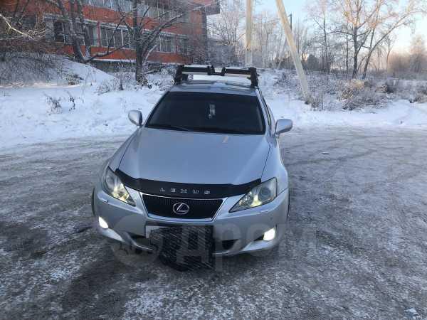 Lexus IS250, 2007 год, 795 000 руб.