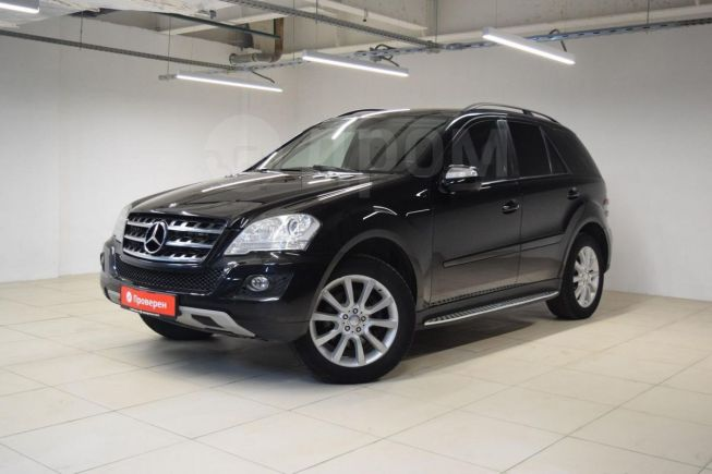 Mercedes-Benz M-Class, 2008 год, 895 000 руб.