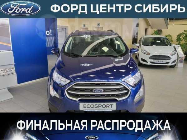 Ford EcoSport, 2018 год, 1 183 000 руб.