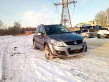 Новосибирск SX4 2011