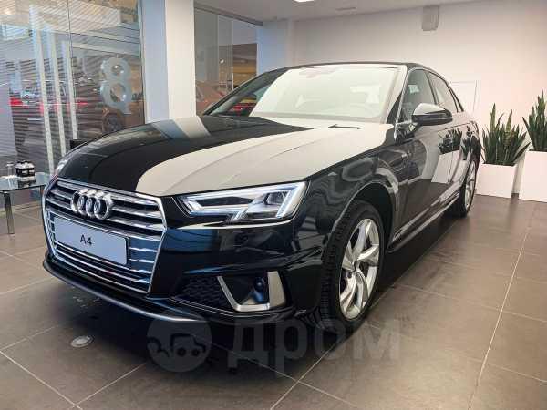 Audi A4, 2019 год, 2 554 300 руб.