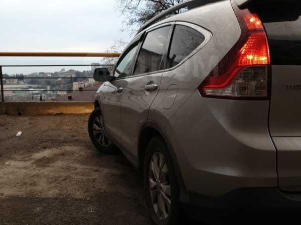 Honda CR-V, 2012 год, 1 260 000 руб.