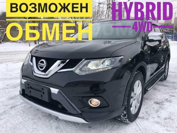 Nissan X-Trail, 2016 год, 1 270 000 руб.