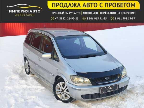 Subaru Traviq, 2001 год, 349 000 руб.