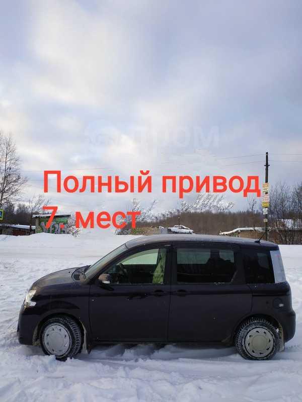 Toyota Sienta, 2014 год, 795 000 руб.