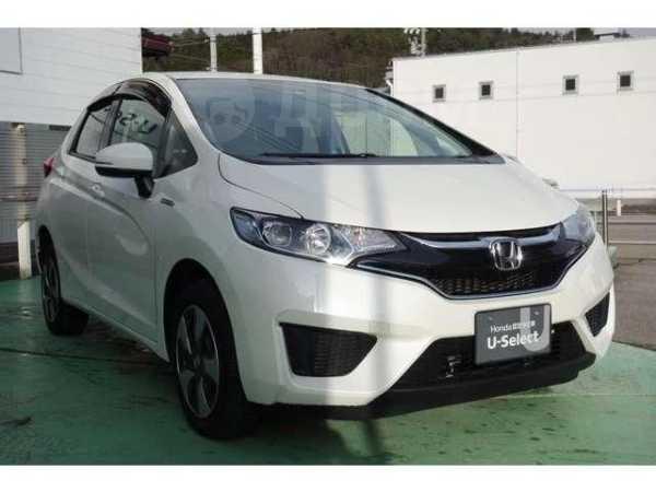 Honda Fit, 2016 год, 655 000 руб.