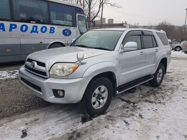 Toyota Hilux Surf, 2007 год, 670 000 руб.