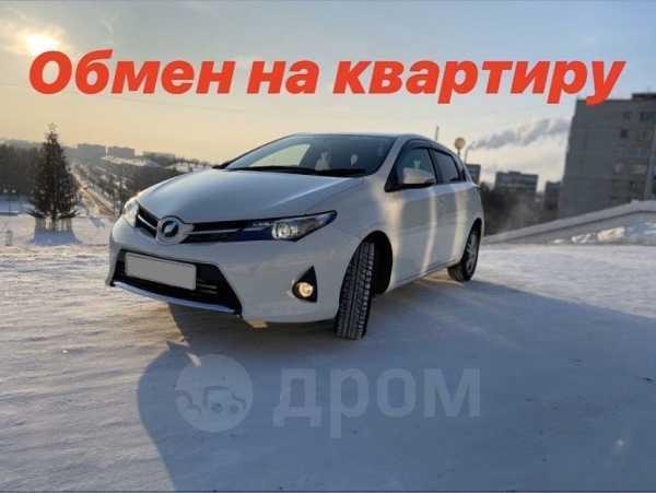 Toyota Auris, 2013 год, 680 000 руб.