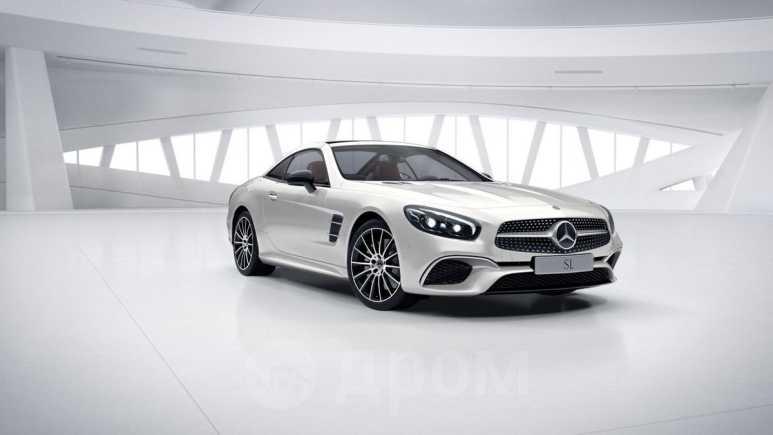 Mercedes-Benz SL-Class, 2019 год, 8 539 450 руб.