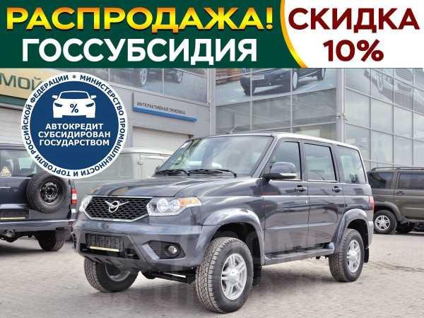 УАЗ Патриот, 2019 год, 1 039 000 руб.