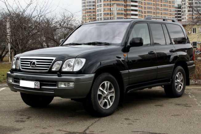 Lexus LX470, 2005 год, 1 199 000 руб.