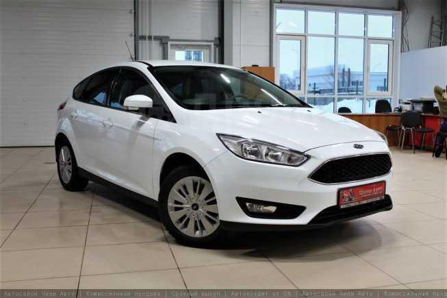 Ford Focus, 2016 год, 655 000 руб.