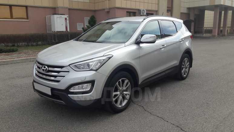 Hyundai Santa Fe, 2013 год, 1 255 000 руб.