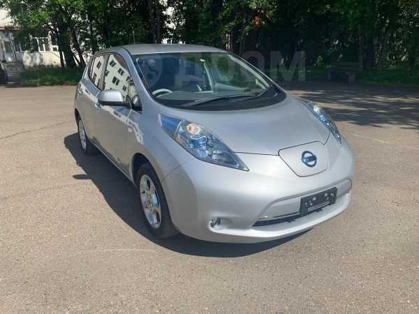 Nissan Leaf, 2011 год, 465 000 руб.